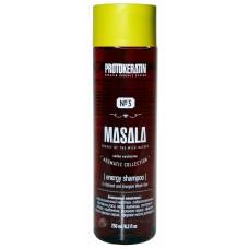 Шампунь энергетик MASALA / energy shampoo